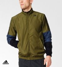 Men's Adidas 'Iconic Woven' Jacket (AY3019) x5: £9.95